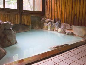 ホテルルーセントタカミヤ 木もれ陽の湯(温泉岩風呂)