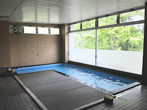 雪国の宿高半 女性大浴場「桂姫の湯」