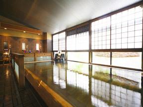 辰巳館 大浴場「かわせみの湯」