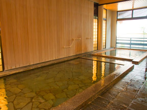 高志の宿高島屋 大浴場「竹生の湯」