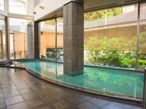 ゆもとや 大浴場「雁の湯」