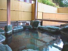 亀や 露天風呂