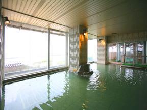 夕映えの宿汐美荘 大浴場