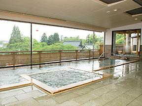 湖南荘 ときめきの湯 婦人大浴場