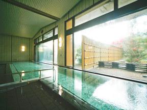 花巻温泉 ホテル紅葉館 男湯大浴場(内湯)