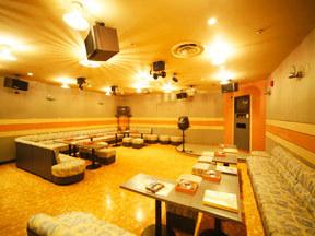 花巻温泉 ホテル花巻 地下1階に並ぶカラオケルーム
