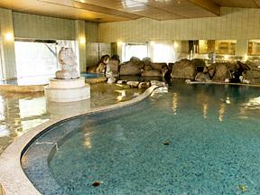ホテル石風 男性大浴場