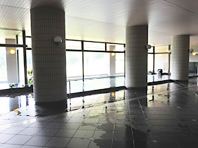 NASPAニューオータニ 大浴場(男湯)