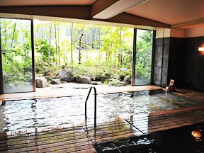 湯沢パークホテル 大浴場「宵月の湯」