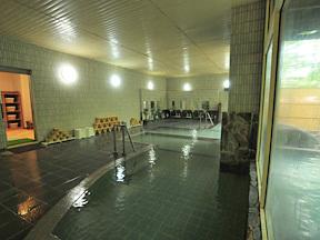 名湯の森ホテルきたふくろう 大浴場「万年の湯」