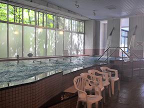 ホテル大平原 大浴場「天鏡」