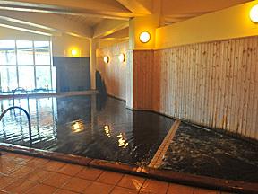 観月苑 大浴場