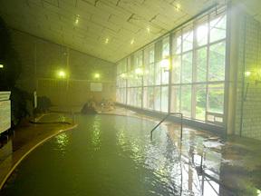 天人閣 大浴場『岩風呂』
