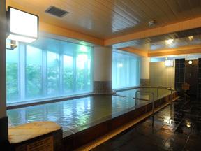 ホテルパークヒルズ 和風大浴場