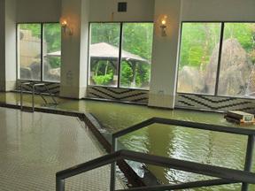 大雪山白金観光ホテル 大浴場