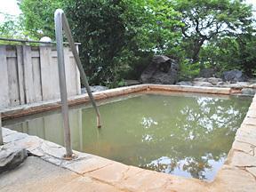 洞爺観光ホテル 庭園露天風呂