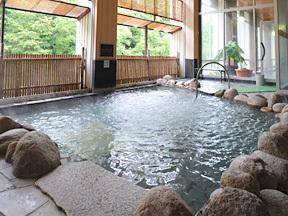 定山渓ホテル 露天風呂(大浴場)