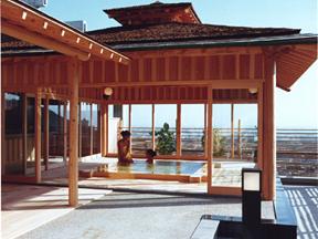 大江戸温泉物語 箕面温泉 箕面観光ホテル