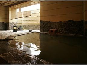 ホテルニューカネイ 褐色の天然温泉で体の芯からホカホカに