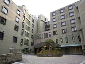 金沢白鳥路 ホテル山楽 金沢白鳥路ホテル 外観