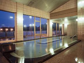 ホテルふせじま 大浴場