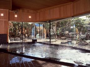 鴨川シーワールドホテル 男女入替制で、どちらの浴室も楽しめる