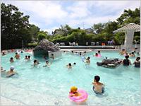 ホテルサンバレー那須 那須高原にある温泉リゾートホテル。24種類のアトラクションスパ「アクアヴィーナス」や3種類の源泉を使用した「湯遊天国」が人気。