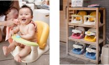 ホテルグリーンプラザ軽井沢 【ファミリー】男性用浴場・女性用浴場共にベビーバス、ベビーサークル、ベビーチェアが設置されている。
