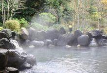 箱根ホテル小涌園 露天温泉「せせらぎの湯」
