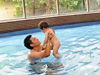 ホテルグリーンプラザ東条湖 【ファミリー】男性用浴場・女性用浴場共にベビーバス、ベビーサークル、ベビーチェアが設置。小さなお子様連れでも安心。