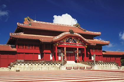 琉球王国のグスク及び関連遺産群(沖縄)-日本の世界文化遺産-