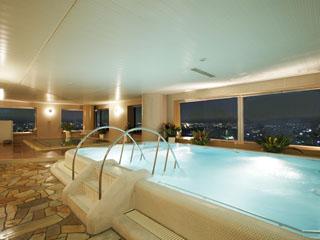 JRタワーホテル日航札幌 札幌駅地下より湧き出した天然温泉を使用したスカイリゾートスパ「プラウブラン」