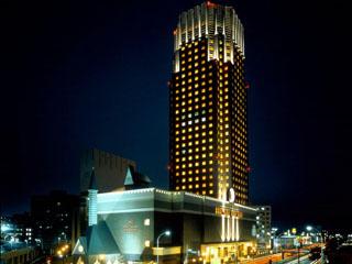 ホテルエミシア札幌 30・31階のレストランやバーからは札幌近郊を一望