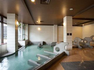 しこつ湖鶴雅リゾートスパ 水の謌 大浴場「しこつ美湯」
