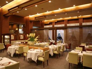 ホテルオークラ札幌 「レストランコンチネンタル」フレンチ、イタリアンが中心