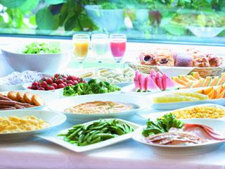 ニューオータニイン札幌 北海道食材を使った和洋中の朝食ビュッフェ