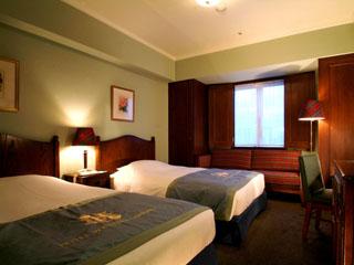 ホテルモントレ札幌 クラシック、カントリー、リージェンシー風等バリエーション豊かなお部屋をご用意