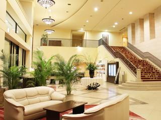 ホテルライフォート札幌 ロビー