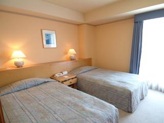 ホテルライフォート札幌 ツインルーム