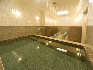 ホテル法華クラブ札幌 大浴場