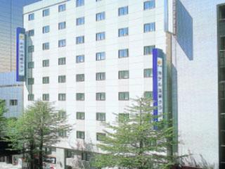 ホテル法華クラブ札幌 ホテル法華クラブ札幌外観