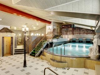 星野リゾート 旭川グランドホテル 心と体を癒す多彩なスパで、リラクゼーションを満喫