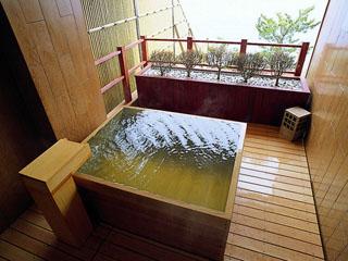 丸駒温泉旅館 貸切露天風呂駒の湯(この他丸の湯も有り。50分2500円)