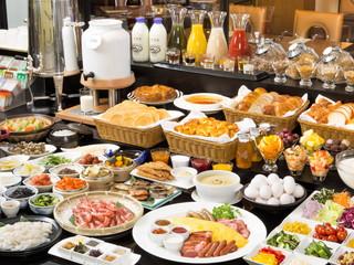札幌グランドホテル 口コミサイトで全国3位を獲得した、こだわりの朝食