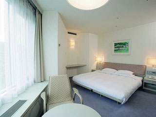 新富良野プリンスホテル ダブルルーム