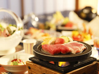 花巻温泉 佳松園 新鮮な海の幸など、素材にこだわる四季折々の料理