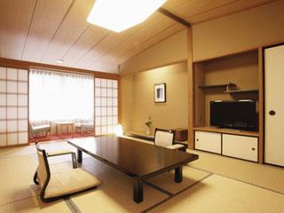 花巻温泉 佳松園 【標準客室】和の感性がしっとりと息づく和みの空間