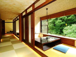原瀧 個室風ダイニング「瀧川」 お食事処の一例