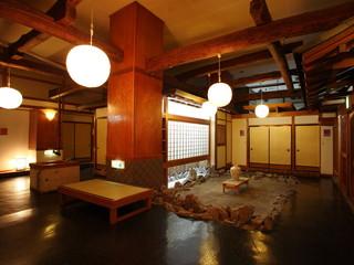 ほてる白河湯の蔵 数寄屋造りの個室料亭「蔵四季」