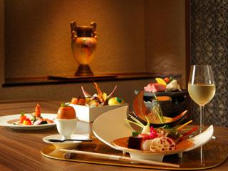 鬼怒川金谷ホテル 夕食の金谷流懐石~和敬洋讃~は旬の味わいに手間をかけて創りあげるおもてなし料理